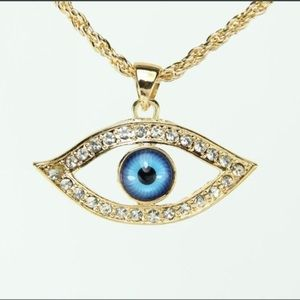 👁 New list! 👁 Eye necklace